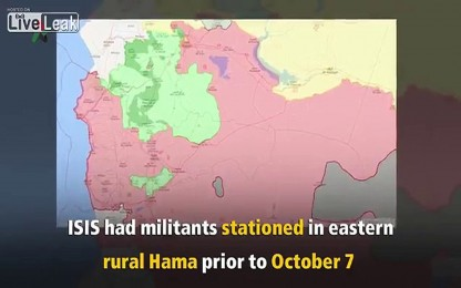 WATCH: IS ISIS ASSAD'S MOST LETHAL WEAPON? COLLUSION OR COOPERATION? ISIS POPS UP IN IDLIB THANKS TO SAA