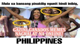 Trending: GAZINI GANADOS MEMES SAPUL SA mga PINOY | MISS UNIVERSE 2019