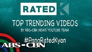 Top Trending Videos 2019 | Rated K