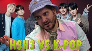 H3H3 Goes Trending as K-Pop Stans Try to Cancel Him