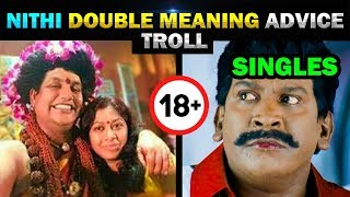 NITHYANANDA DOUBLE MEANING ADVICE IN NEW ISLAND COUNTRY KAILASAA TROLL - TODAY TRENDING
