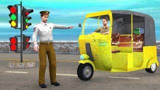 लालची Auto Driver और Traffic Police Kahaniya - Hindi Moral Kahani - Bedtime Stories - Fairy Tales