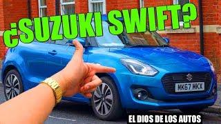 QUE AUTO BARATO ME COMPRO| SUZUKI SWIFT