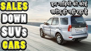 10 SUV That are Ignored In November 2019 | Sales Down |