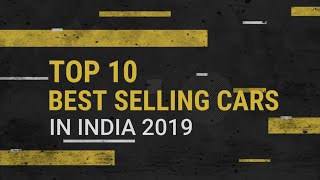 Top 10 Best Selling Cars in India November 2019