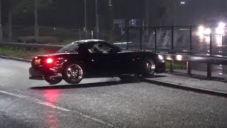 MX5 CRASH! Leaving a Car Meet - November 2019