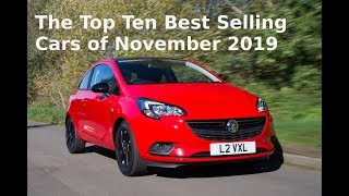 Vlog/Rant: The Top Ten Best Selling Cars of November 2019 - Lloyd Vehicle Consulting