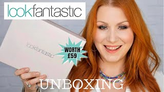 *SPOILER* LOOK FANTASTIC NOVEMBER BEAUTY SUBSCRIPTION UNBOXING + FREE BOX OFFER