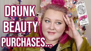 What I Spent + What Was Sent November 2019! Unpacking My Drunk Beauty Purchases  | Lauren Mae Beauty