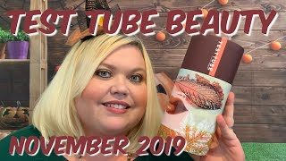 Test Tube Beauty | November 2019 | So Good!
