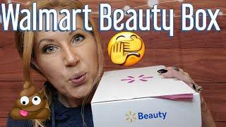 Walmart Fall Trendsetter Beauty Box!  November 2019 Love it or chuck it?