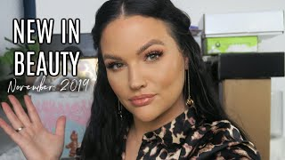 NEW IN BEAUTY NOVEMBER 2019 | HUGE PR HAUL!