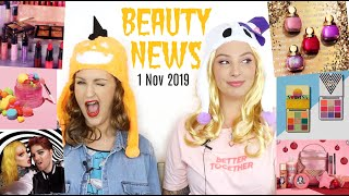 BEAUTY NEWS - 1 November 2019 | What's my name again?