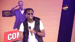 Alex Muhangi Comedy Store Nov 2019 = Allan Toniks