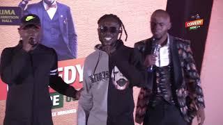 Alex Muhangi Comedy Store Nov 2019 - Ykee Benda & Drecali
