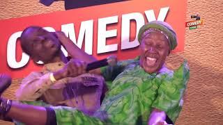 Alex Muhangi Comedy Store Nov 2019 - Kabaata & SheQueen