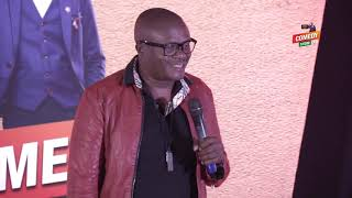 Alex Muhangi Comedy Store Nov 2019 - Mc Kapale