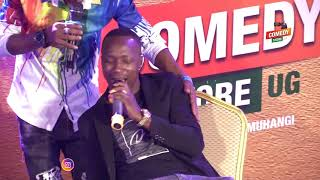 Alex Muhangi Comedy Store Nov 2019 - Bobi Brown & Nilo Nilo (Rema)