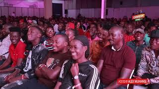 Alex Muhangi Comedy Store Nov 2019 - Snake & Zolo (Buchaman)