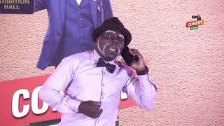 Alex Muhangi Comedy Store Nov 2019 - Jajja Bruce
