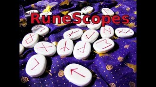 Scorpio November 2019 RuneScope & Tarot Reading TRAVEL, EDUCATION, TRAINING