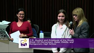 Board of Education  November 13, 2019