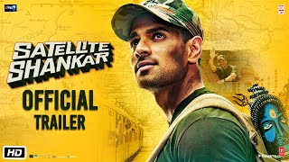 Official Trailer: Satellite Shankar | Sooraj Pancholi, Megha Akash | Irfan Kamal | 8 Nov 2019
