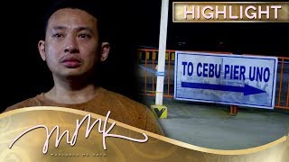 Frino finds a way to get home to his family | MMK (With Eng Subs)