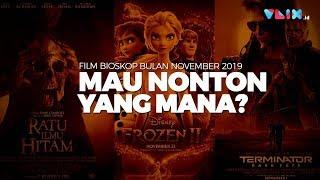 Tonton 7 Trailer Film Bioskop Seru Bulan November 2019!