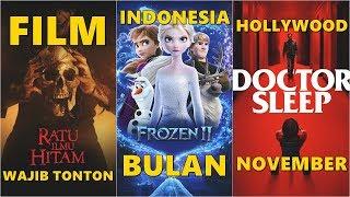 Film Indonesia & Hollywood Wajib Tonton di November 2019