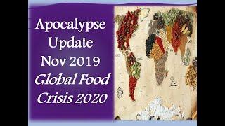 End Time Update For November 2019 - Food Crisis 2020 #noplant19 #noharvest19 #nofood2020