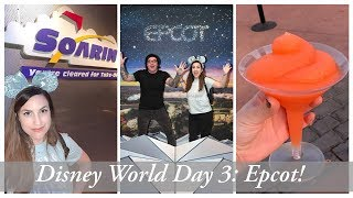 Epcot Vlog! The Last Days of Food and Wine | November 2019