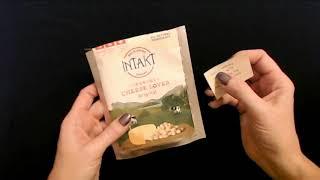 ASMR | Keto Box Snacks/Food Unboxing - November 2019 (Whisper)