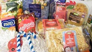 Asda Haul November 2019 | Weekly Food Haul & Grocery Haul UK