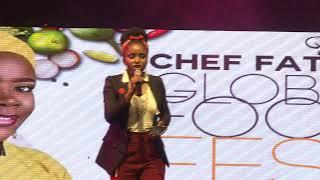 Chef Fatima Global Food Fest 9th, November 2019