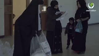 Food Distribution In Iraq - November 2019