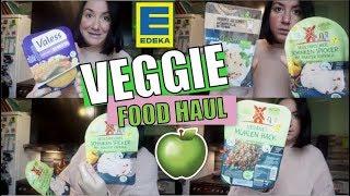 vegetarischer FOOD HAUL 🥬 Veggie 🥬 Vegetarischer Einkauf Edeka & Aldi 🥑 November 2019