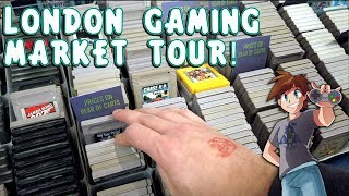 London Gaming Market 4K Tour (November 2019)