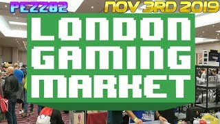 London Gaming Market - Nov 2019
