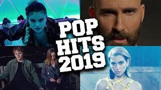 Top 50 Pop Hits of November 2019