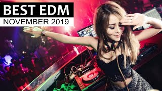 BEST EDM NOVEMBER 2019 💎 Electro House Charts Music Mix
