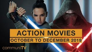 Upcoming Action Movies - October to December 2019 #2