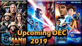Top 5 Upcoming Big Hollywood Movies In Dec, 2019 || Top5 Hindi
