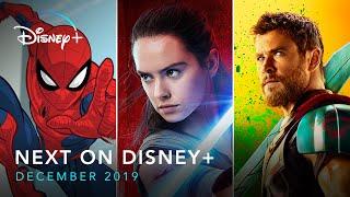 Next On Disney+ - December 2019 | Disney+ | Start Streaming Now