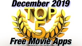 Top 5 Free Movie Apps For December 2019 Kodi Xenon, CinemaHD and more!