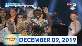 Balitanghali Express: December 9, 2019 [HD]