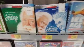 🎄Christmas Movies At Walmart Dec. 2019