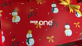 BBC One HD - Christmas Continuity - 1st December 2019 (2)