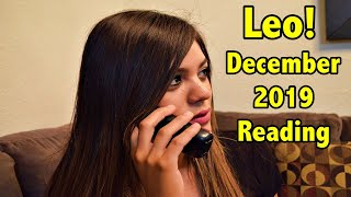 Leo! People Are Talking About You! Let Them! December 2019 Reading