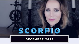 SCORPIO - DECEMBER 2019 - THE PEOPLE PUZZLE - General Psychic Tarot Reading